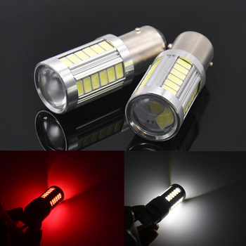 Auto LED rear reverse bulbs 1156 1157 T20 For FIAT 500l 500c 500e 500x For BMW x4 m235 320 For LEXUS gs 300 rc 200t lc 500h etc. old school motorcycle gauges