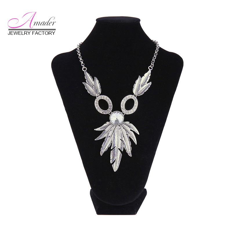 f954fd787f0f Bohemian Luxury Necklaces For Women Statement Necklace 2016 Rhinestone  Choker Collares Etnicos Online Shopping India