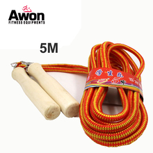 Group Skip Rope 5M Jumping Rope Outdoor Sports Long Skip Rope Men Women Crossfit font b
