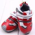1 Pairs Детская Обувь PU Кожаные Ботинки Бренд Новорожденных Мальчиков Обувь Дети Спорт Обувь Детская Sapatos Новорожденных Prewalker