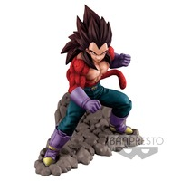 Dragon Ball GT Figure Super Saiyan 4 Son Gokou DragonBall Vegeta Figure Banpresto Kakarotto Original Action Figure Model