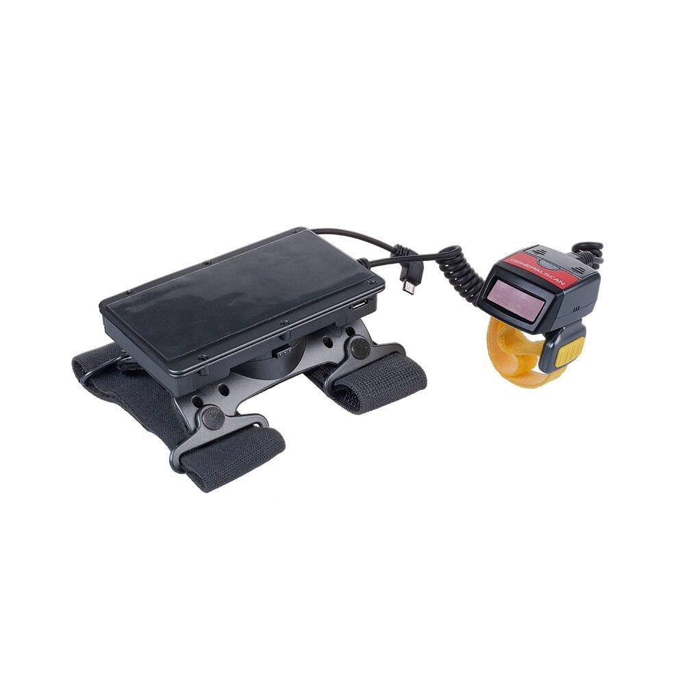 Hot Sale Generalscan GS WT1000 smart wearable data terminal