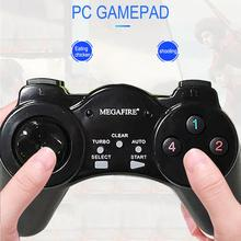 USB 1.1/2.0 Wired Controller Gamepad For Notebook PC Android Mobile Phone TV Set-top Box Android Gamepad Joystick Pc for microsoft xbox 360 xbox slim 360 controller wired joystick usb gamepad android smart tv box game ad gaming pc gamer joypad