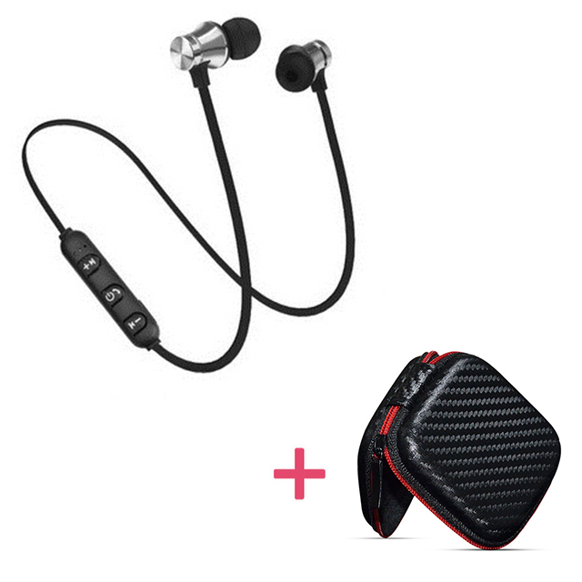 XT-11 Sport Wireless Earphone Neckband Bluetooth Earphone Re Button control  Bluetooth Headset Magnetic Earbuds headphones PK S6
