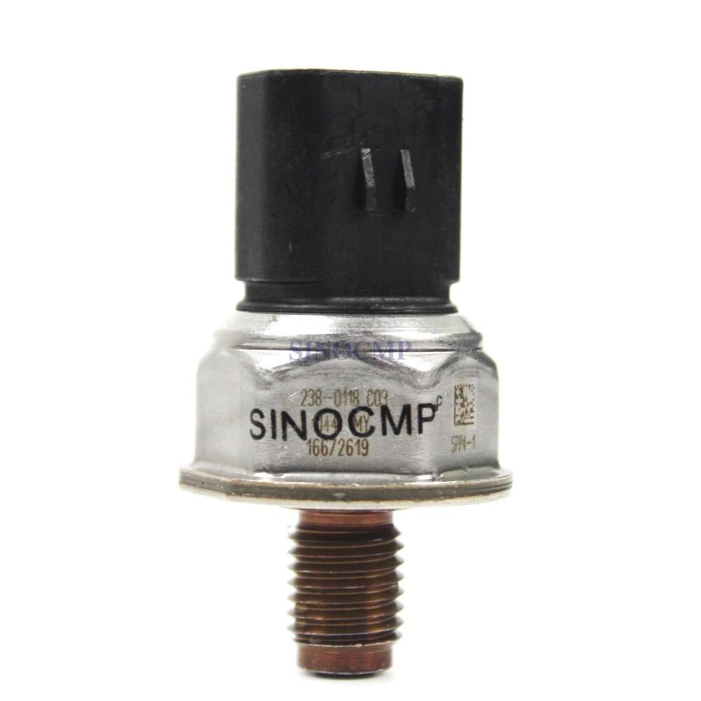 320D E320D Common Rail Oil Pressure Sensor Switch 2380118 For Excavator 3 month warranty