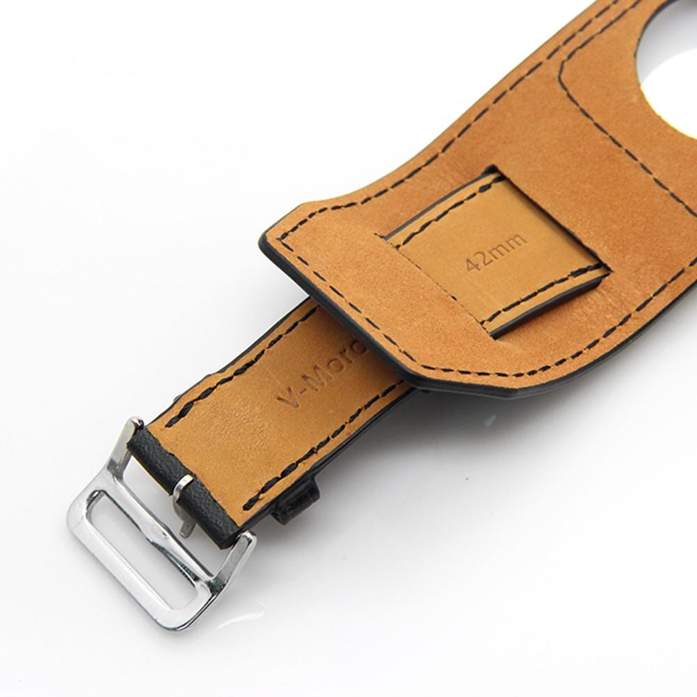 Apple Watch Cuff bracelet Black 6