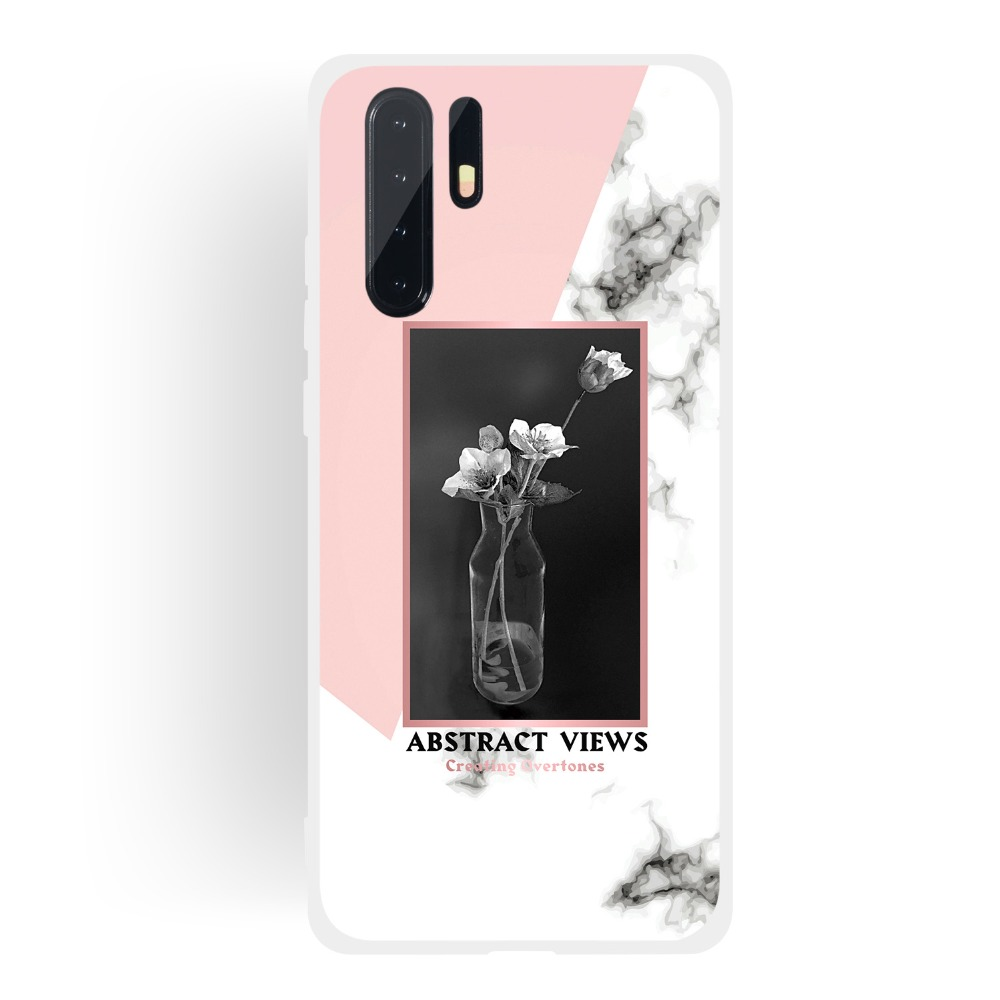 Case For Huawei P30 Pro P20 Lite P10 P Smart 2019 Marble Soft Silicone TPU Phone Cases For Huawei P30 P20 Pro PSmart 2019 Cover  (3)