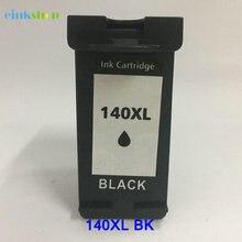 цена на 1Pcs/lot Ink Cartridge for HP 140 xl for HP DeskJet 5363 D4263 OfficeJet 6413 J5783 J5783 J6413 C4283 C4343 C5283 D5363