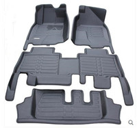 Good Quality Custom Special Floor Mats For Peugeot 5008 7seats 2017 Durable Wear Resisting Carpets For
