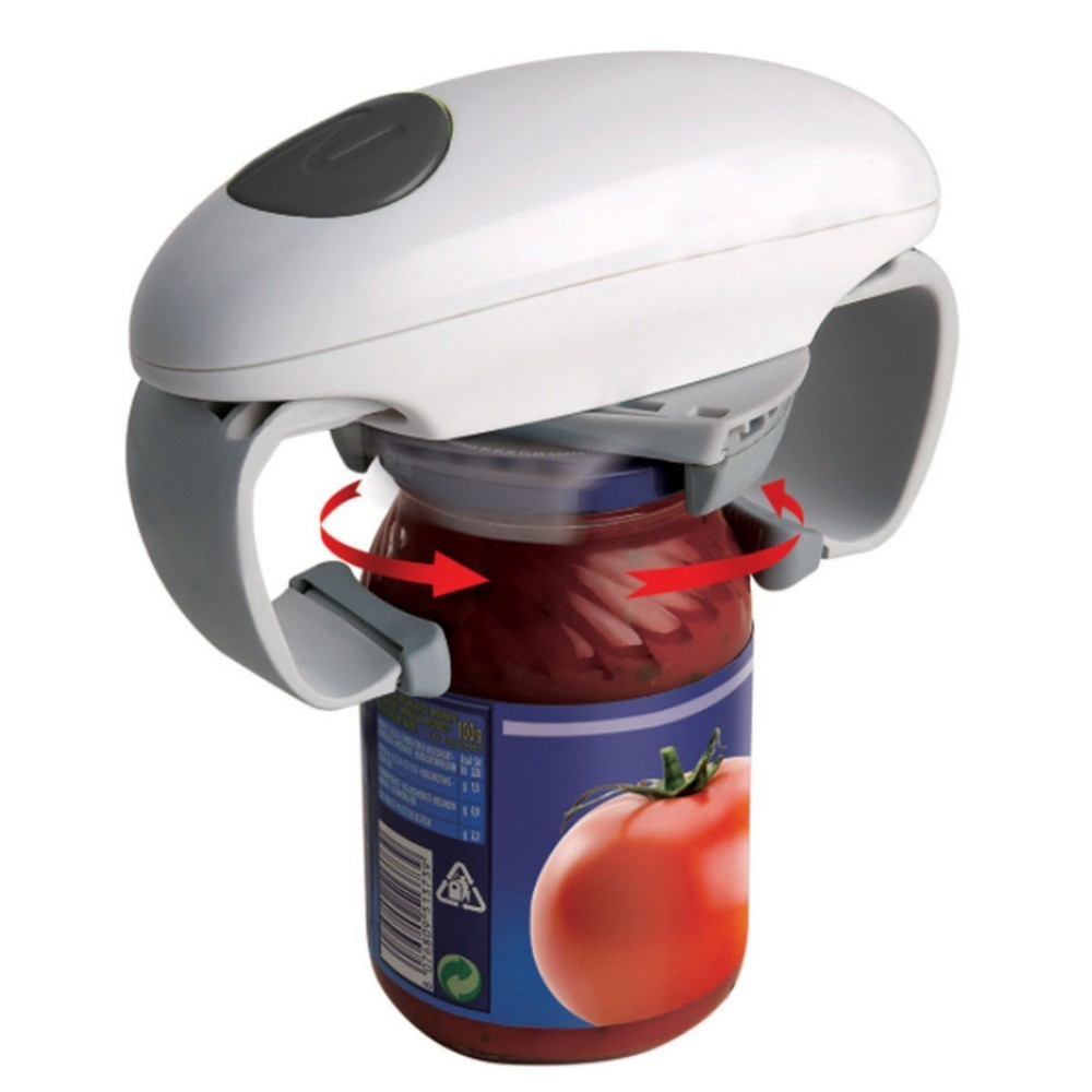 Automatic Jar And Tin Opener And Electric Can And Bottle Opener Kitchen Gadget 3