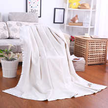 100% Mulberry velvet silk blanket warmful blankets throws bed cover soft healthy bed sheet 78
