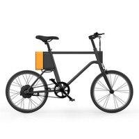 YUNBIKE C1 электрический велосипед, литиевая батарея мощность велосипедов, с двумя колесами, вместо того, чтобы ходить электрический велосипед