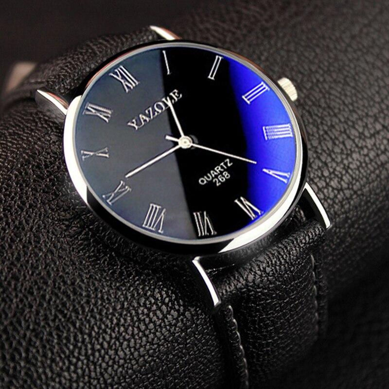 Montre-bracelet Hommes Montres 2018 Top Marque De Luxe Célèbre Montre-Bracelet Homme Horloge À Quartz Montre Hodinky Quartz-montre Relogio Masculino