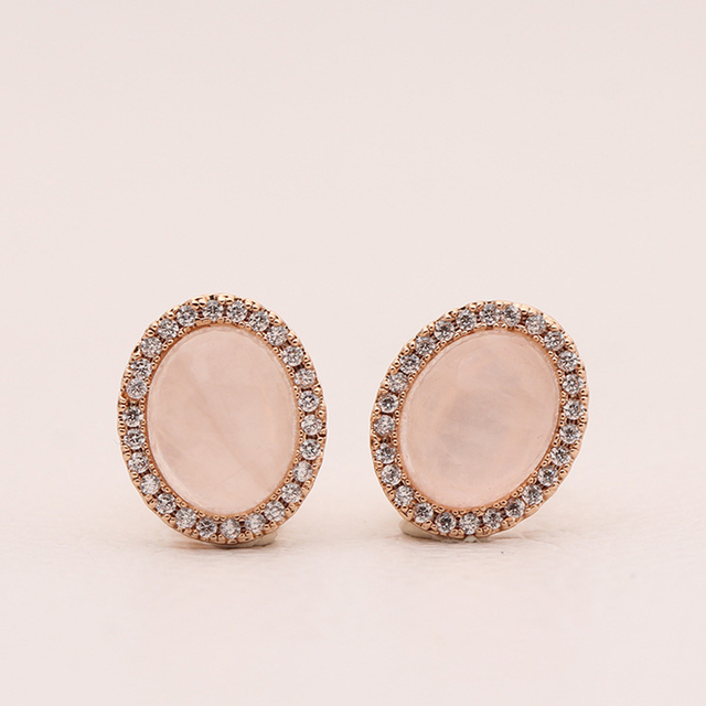 Idestiny New Womens Clip On No Pierce Earrings Fashion Jewellery For Wedding Party Bijoux Gift Best Mother S Day In From