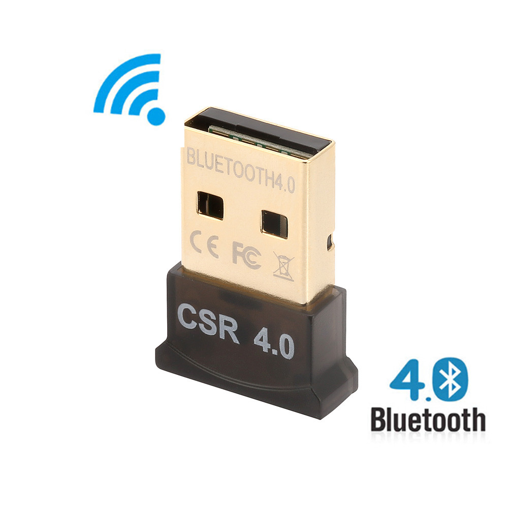 Wireless USB Bluetooth Adapter Bluetooth V4.0 CSR 4.0 Dongle Music Sound Receiver Adaptador Bluetooth Transmitter For PC LAPTOP