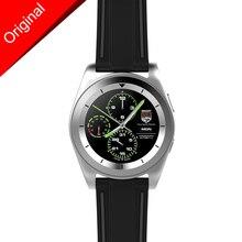Original bluetooth-konnektivität smart watch telefon für apple iphone android smartwatch uhr mit blutdruck uhren