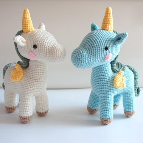 bonito do bebe meninas meninos fotografia prop foto croche trico brinquedo bonito pequeno unicornio croche