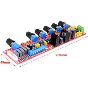 Image 5 - NE5532 HIFI 5.1 Tone płyta płyta wzmacniacza głośności Panel sterowania dla 5.1 płyta wzmacniacza AC15V 0 15V darmowa wysyłka 12003207