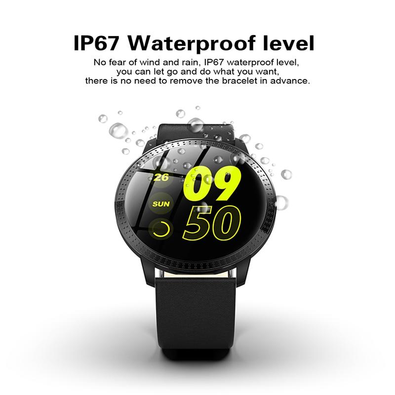 Image 4 - Men SmartWatch Woman Smart Watch android  heart rate blood  pressure ip67 waterproof gps sim fitness Tracker wristbands  braceletSmart Watches