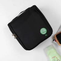 Portable Large Storage Folding Waterproof Oxford Hanging Travel Accessories Men And Women Travel Cosmetic Bags Cases
