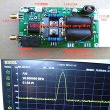 MINIPA 70 FT-817 HF Amplificador de Potencia Del Amplificador 70 w Amplificador de Potencia de Alta Frecuencia