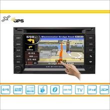 S160 Sistema Multimedia del coche Para VolksWagen VW Polo MK4 2005 ~ 2009 Radio CD Dvd GPS de Navegación Por Satélite TV HD Touch pantalla