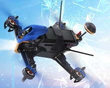 Walkera F210 3D Furious 210 Anti-collision Racing Drone W/OSD Camera FPV Quadcopter BNF Free Express Shipping