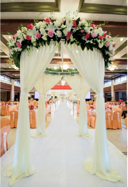 Wedding props Princess Pavilion Rise and fall Yuanxi Flower Ceremony Scene Happiness