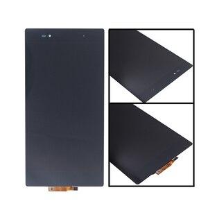 Image 2 - مناسبة لسوني اريكسون Z الترا XL39h XL39 C6833 LCD محول الأرقام بشاشة تعمل بلمس لسوني اريكسون Z الترا مع الإطار + شحن مجاني