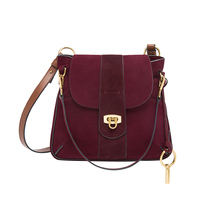 2016 New hot fashion shoulder crossbody bags for women messenger grind arenaceous cowhide genuine leather lady flap hasp bags