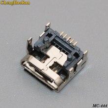 ChengHaoRan 100pcs for JBL Charge 3 FLIP Bluetooth Speaker Micro USB Charging Port jack socket Connector repair 5 pin type B