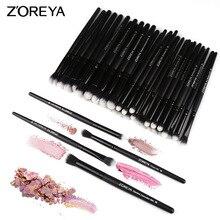ZOREYA 4 Piece Makeup Brush Set Makeup Brush Powder Brow Powder Blush Cosmetic Set Professional Makeup Makeup Tool