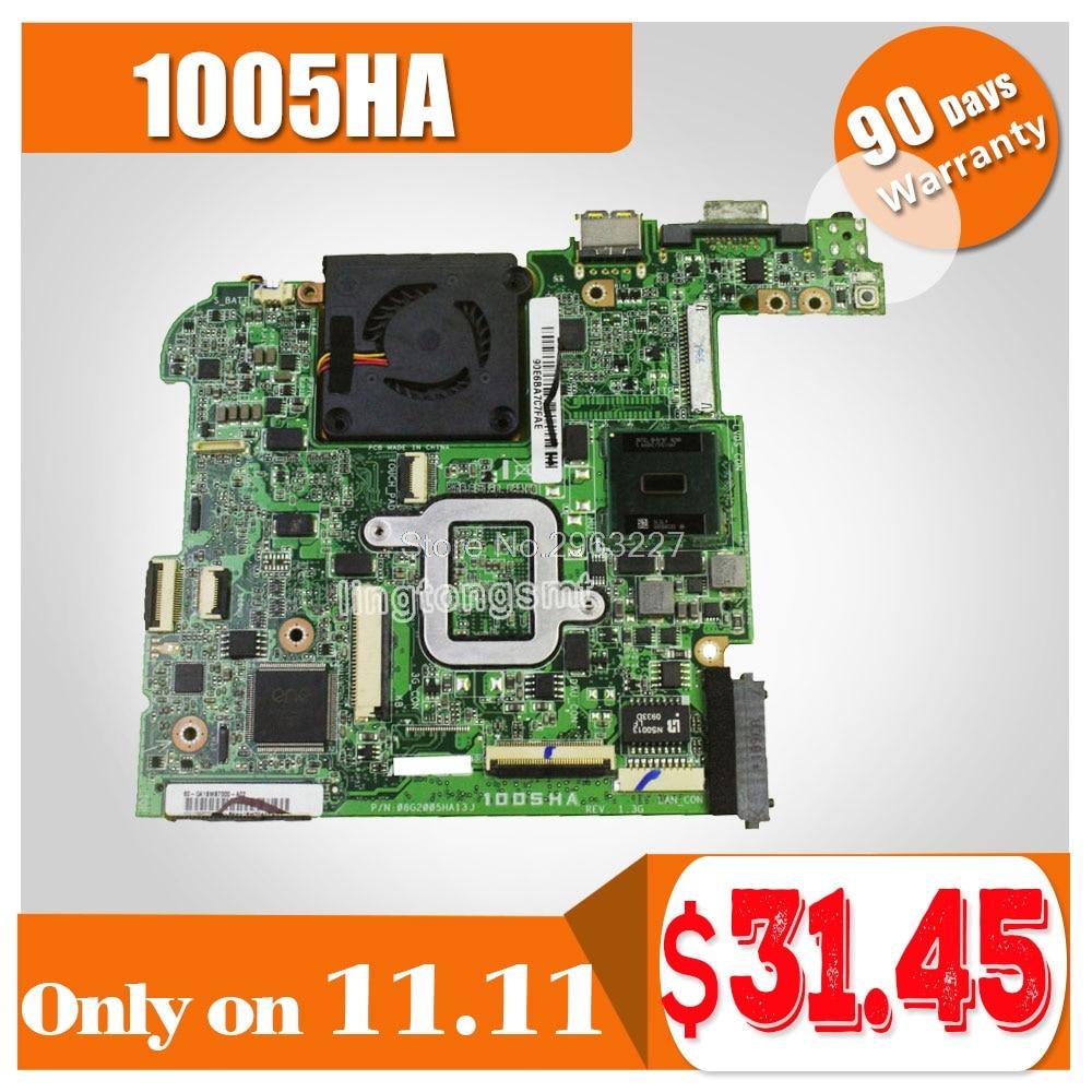 Eee PC 1005HA For Asus Laptop Motherboard N270U mainboard 1005HA 945-chipset 1GB 100% testedEee PC 1005HA For Asus Laptop Motherboard N270U mainboard 1005HA 945-chipset 1GB 100% tested