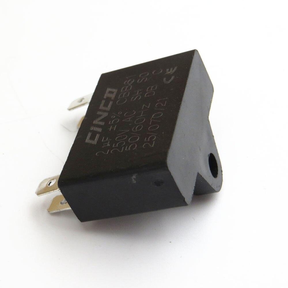 CBB61 450V 1-10uF Ceiling Fan Motor Running Starting Capacitor LS