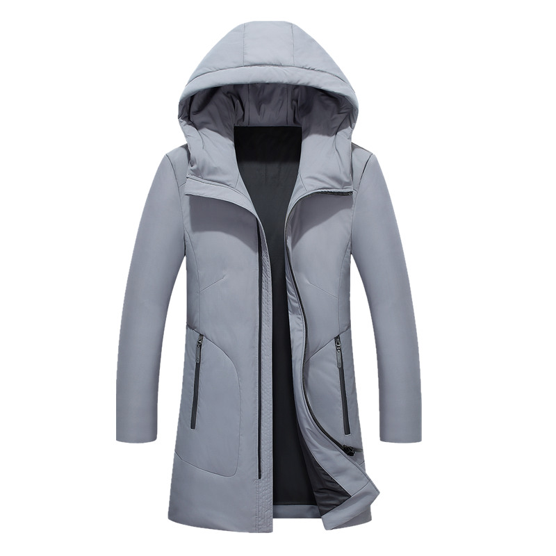 new arrival warm winter jacket men brand clothing long thick coat male top quality hooded parkas men Waterproof hooded park 5XL new 2016 winter men coat brand clothing casual x long hooded thick warm down jacket parkas men overcoats size s xxxl