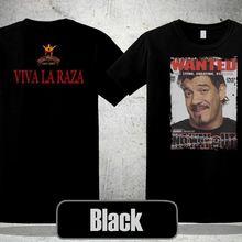 Эдди Герреро Для мужчин s футболка черный, Белый Цвет Футболка Cool Повседневное гордость футболка Для мужчин унисекс новые модные футболки