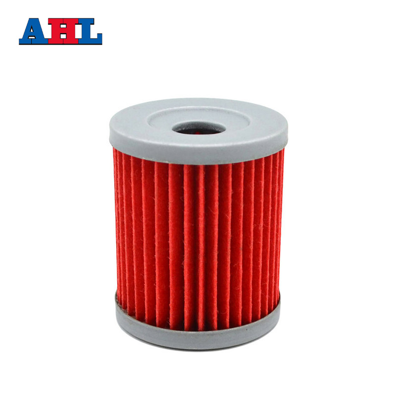1Pc Motorcycle Engine Parts Oil Grid Filters For SUZUKI DR200SE <font><b>DR</b></font> 200SE DR200 SE <font><b>DR</b></font> <font><b>200</b></font> SE 1996-2010 Red Motorbike Filter image