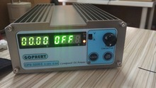 CPS-3205II Wholesale precision Compact Digital Adjustable DC Power Supply OVP/OCP/OTP low power 32V5A 110V-230V 0.01V/0.01A  DHL