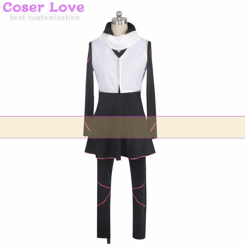 Kemurikusa Rin vest pant Cosplay Carnaval Costume Halloween Christmas Costume