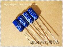 30 ШТ. ELNA голубой халат RE3 серии 22 мкФ/50 В электролитический конденсатор (origl мешок origl упаковка) бесплатная доставка