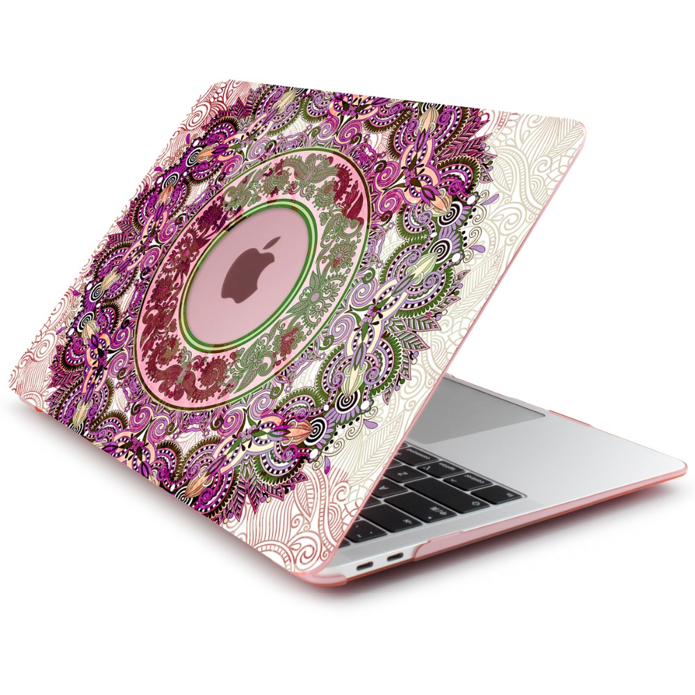 Mandala Print Case for MacBook 81
