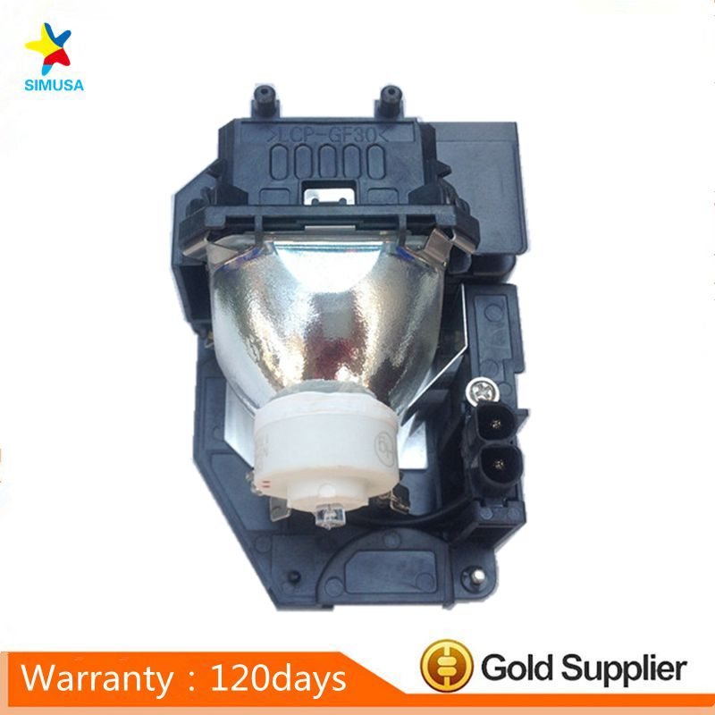 Original NP07LP bulb Projector lamp with housing fits for NP300/NP400/NP410W/NP500/NP500W/NP500WS/NP510W/NP600S np fv100a