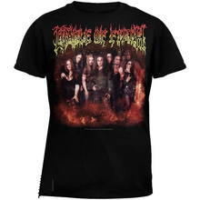 T Shirt Printing Company Cradle Of Filth - Tourniquet 07 MenS Casual Short O-Neck Tee Shirts