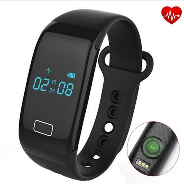 New K18S Smart Band Bracelet Heart Rate Monitor Smartband Fitness Tracker Wristband for IOS Android PK