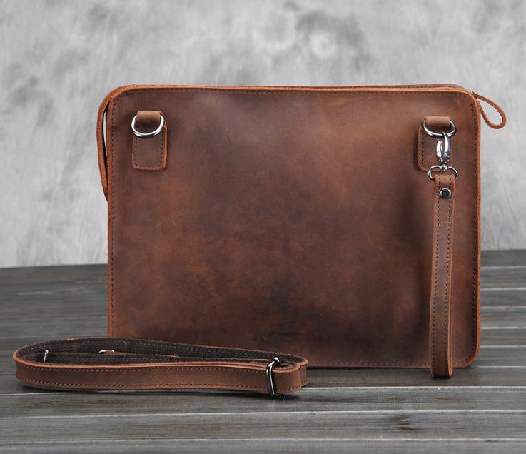 127804d4feceb Best buy 2017 Men Business Briefcase Genuine Leather Shoulder Bag Brand  Casual Male Crossbody Messenger Bag Laptop Handbag Travel Bag online cheap