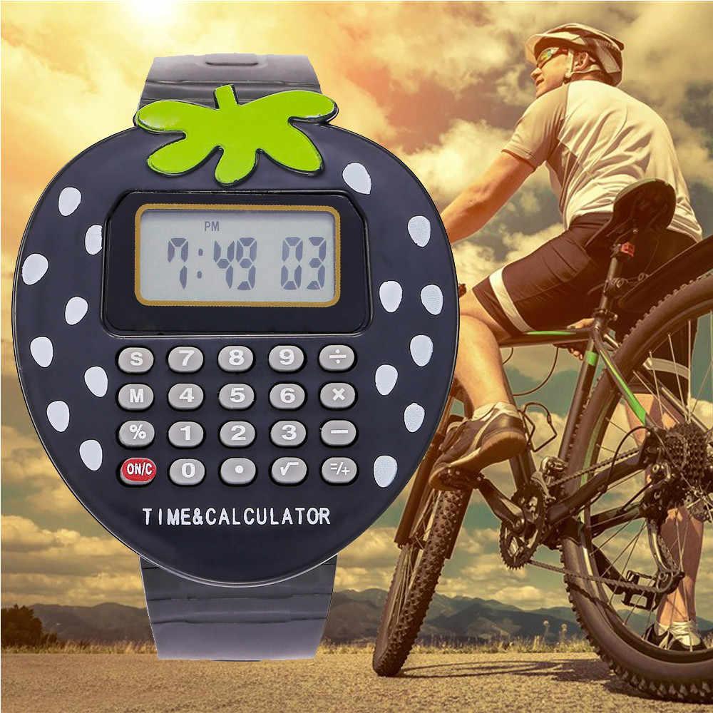 防水日付 LED デジタルスポーツクォーツアナログ腕時計スマートキッズスポーツウォッチティーンエイジャーのための防水ギフト子供のための