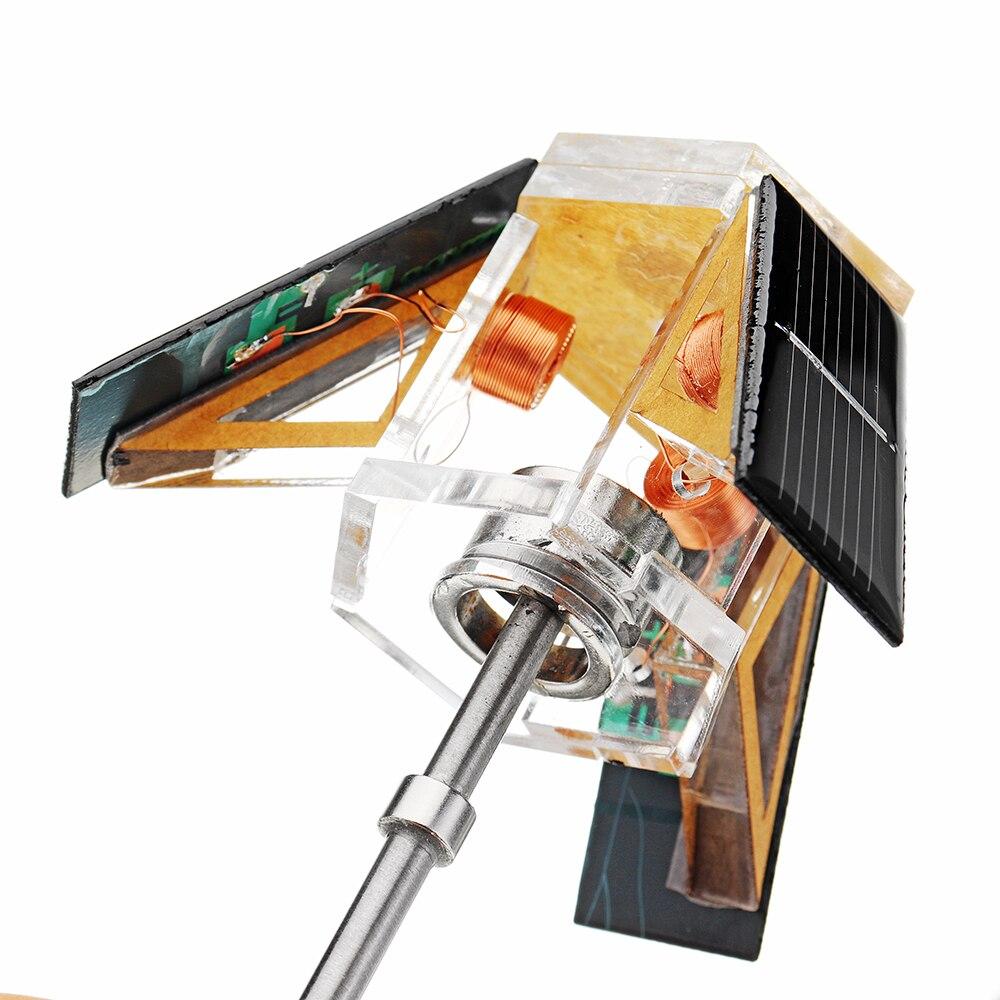 Motor de mendocino magnético solar, motor de agitação de motor