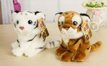 high quality goods about 17cm tiger plush toy doll baby toy birthday gift,Xmas gift c783