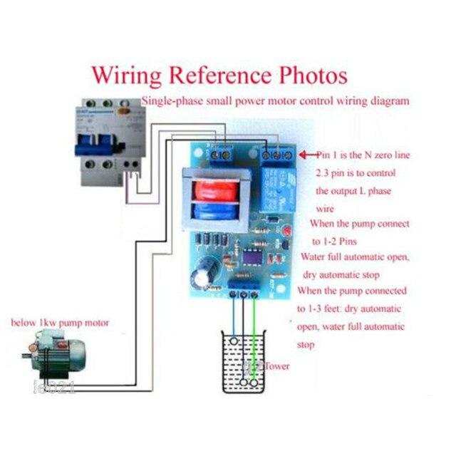 Luxury Single Phase 220v Motor Wiring Diagram Image Collection ...