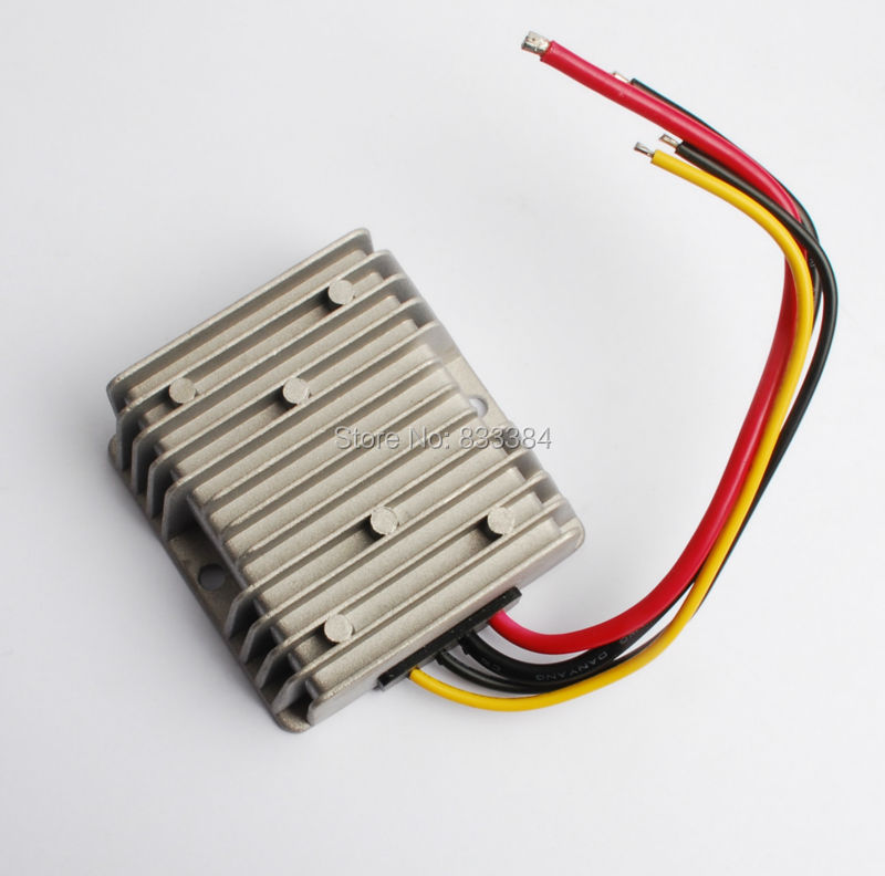 цена на DC-DC Boost Buck module converter 24V to 36V 4A 144Wmax electric transformer for sale